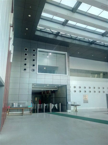 1500 sqft office space for rent in IT Park in Taramani. (2)