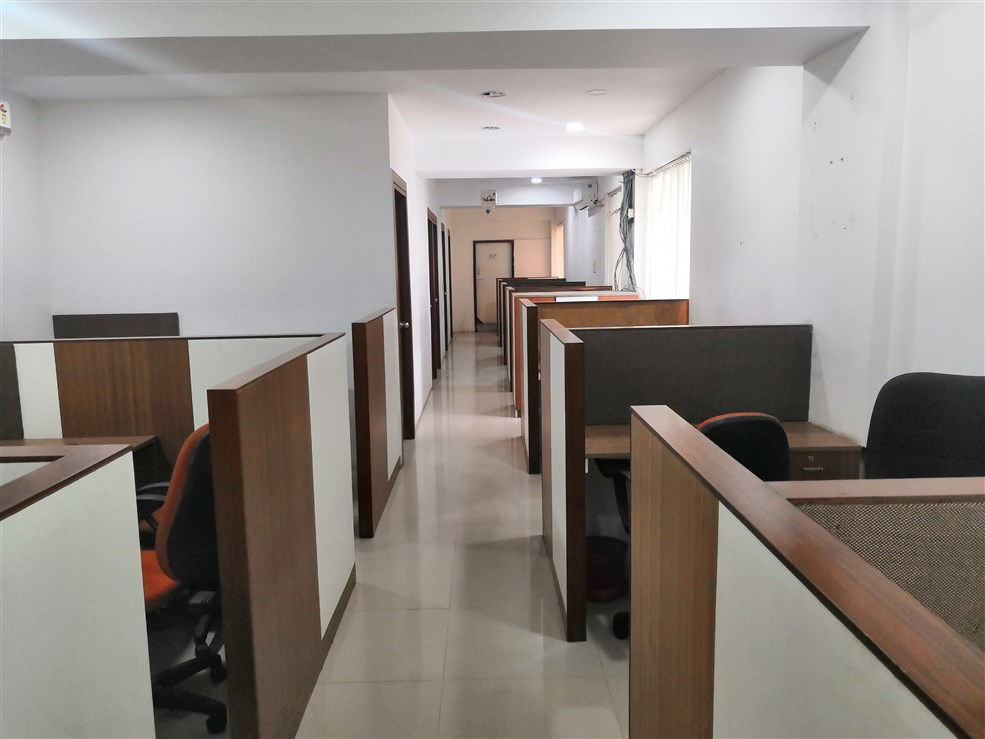 Furnished office for rent in OMR Taramani 1