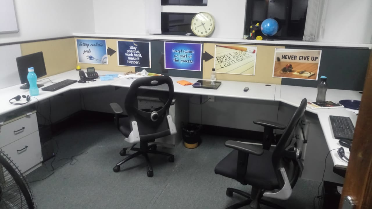 3900 sqft 45 seat furnished office for rent in Alwarpet (2)