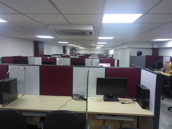 4800 sqft 70 seat fully furnished office at Kodampakkam