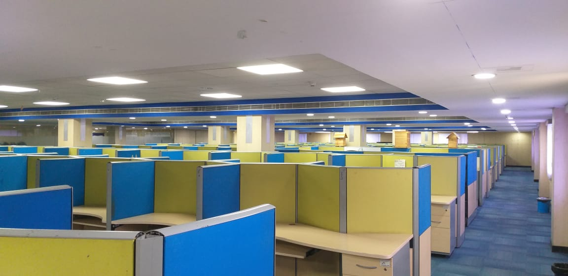 Furnished office for rent in SP Info city OMR (1)