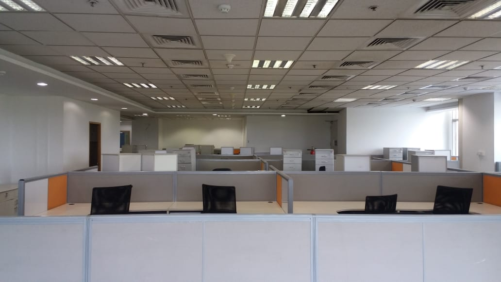 Furnished office for rent in OMR IT Park (1)