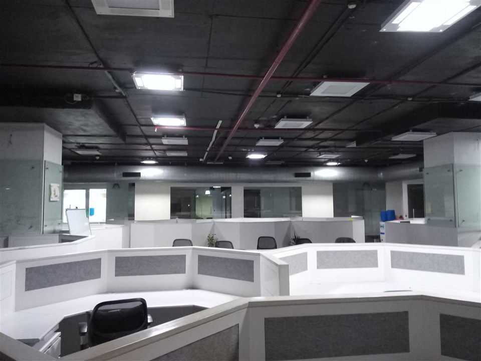 12500 sqft 180 seat furnished office rent at Nungambakkam