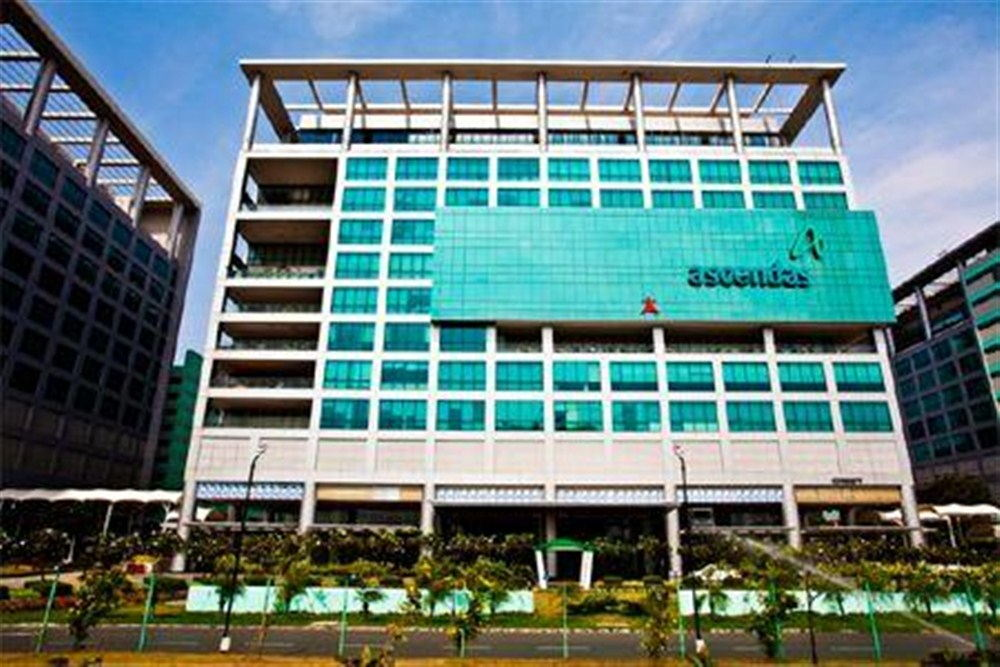 Office for rent in Ramanujam IT city (1)