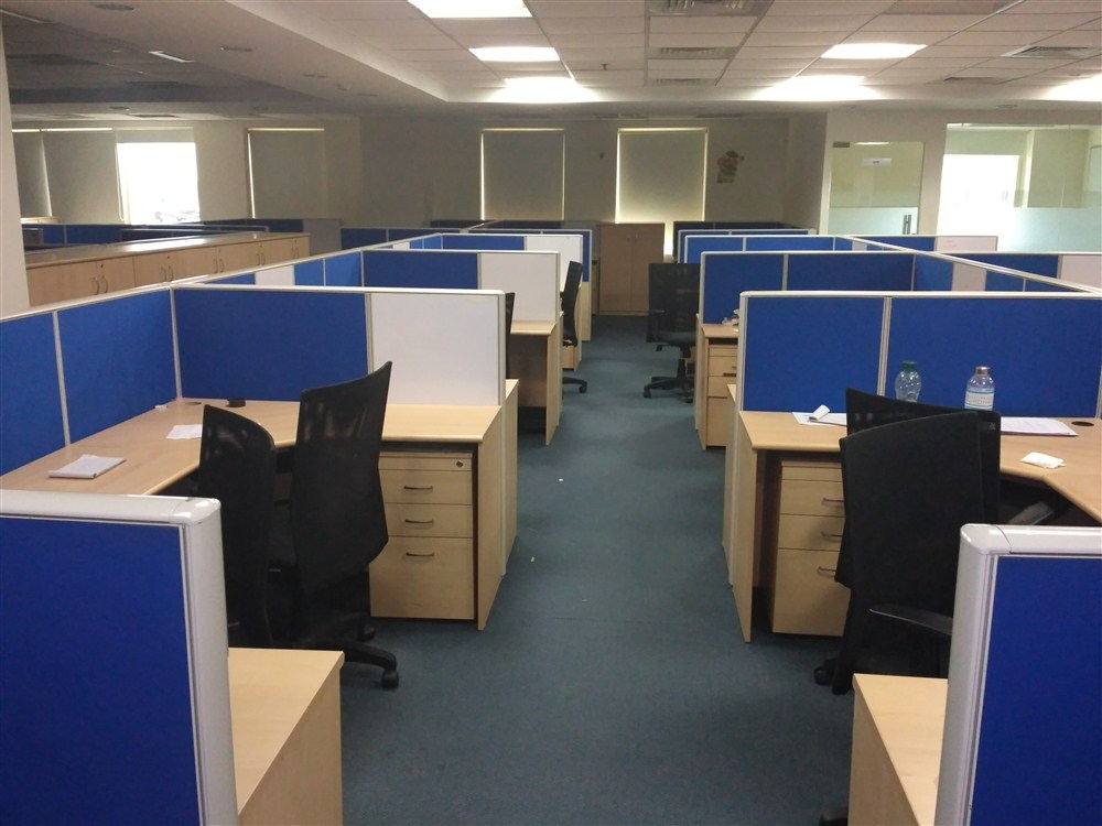 Furnished office for rent in OMR (1)