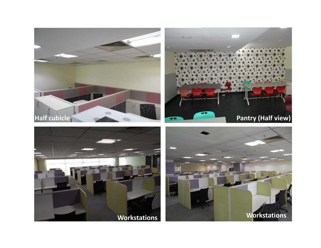 furnished office rent in One India land bulls IT Park Ambathur