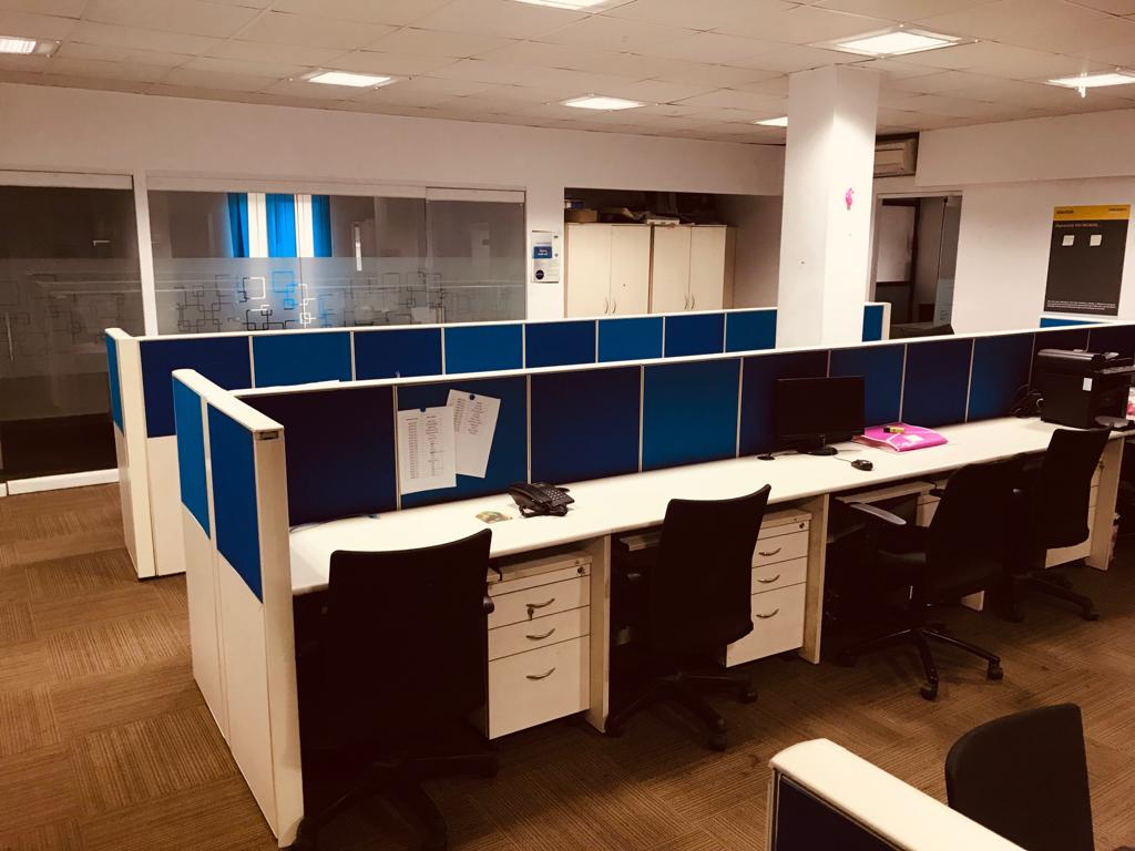 Furnished office for rent in Guindy Chennai