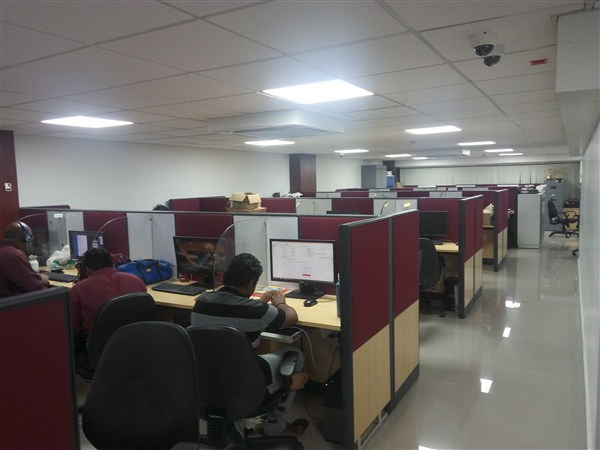 4800 sqft 70 seat fully furnished office at Kodampakkam 01