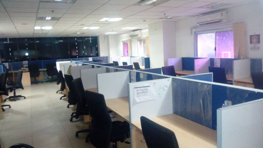 Furnished office for rent in Chennai 2
