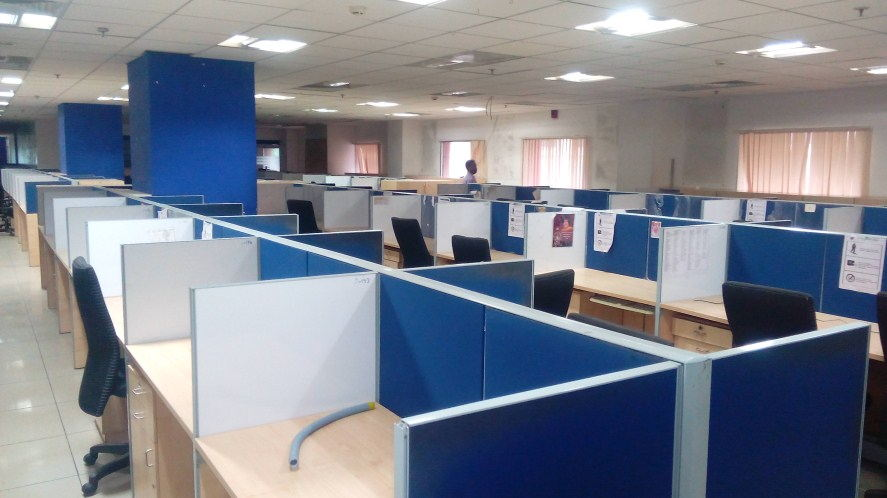 Furnished office for rent in Chennai 3