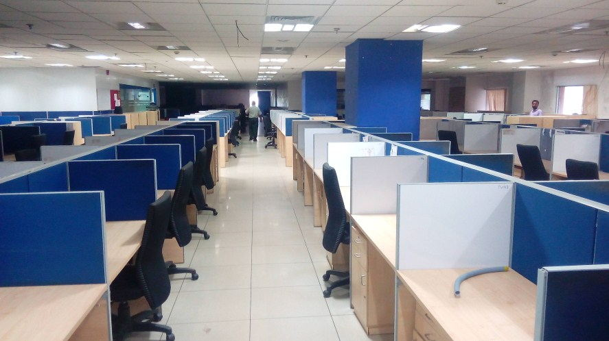 Furnished office for rent in Chennai 4