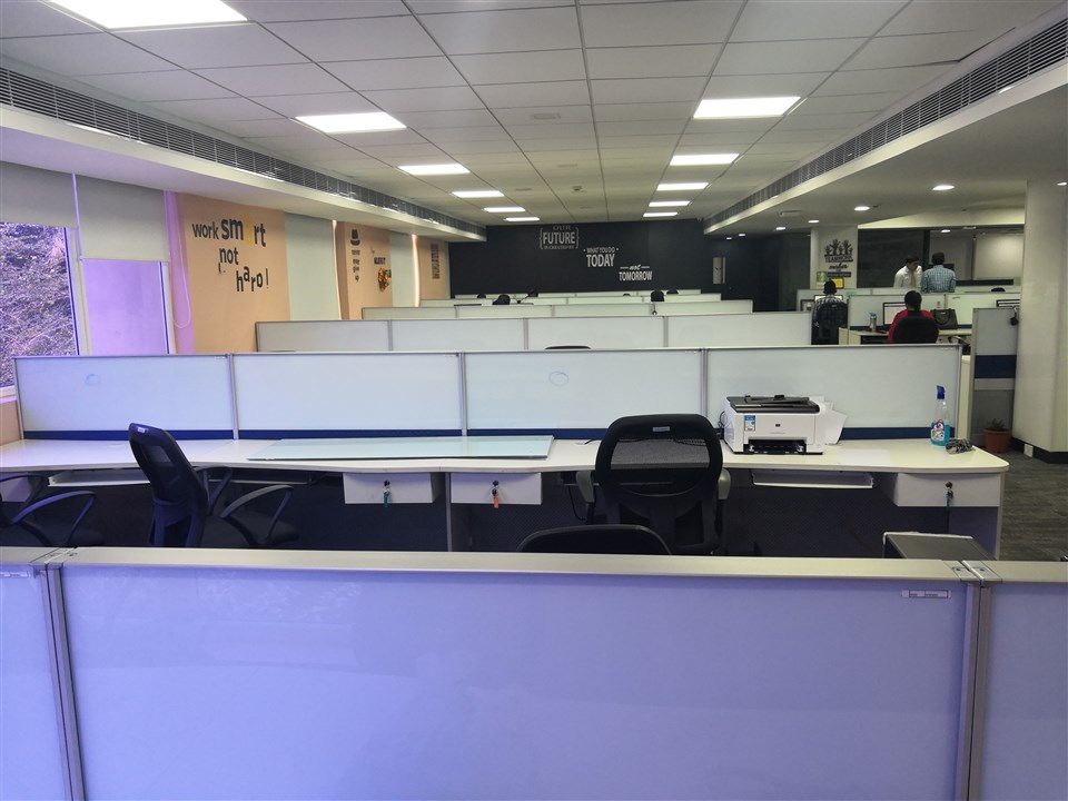 Furnished office for rent in OMR Taramani 3
