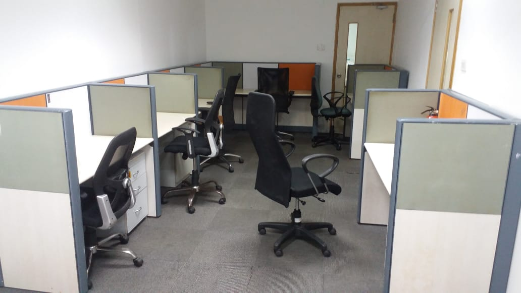 Furnished office for rent in SP Info city OMR (4)