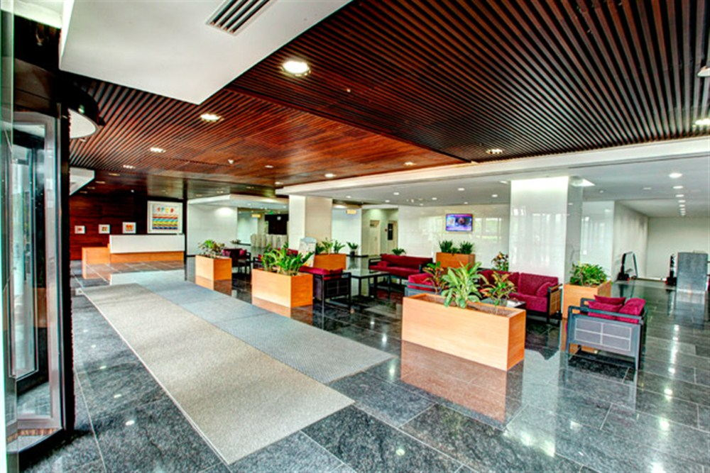 Office for rent in Ramanujam IT city (3)