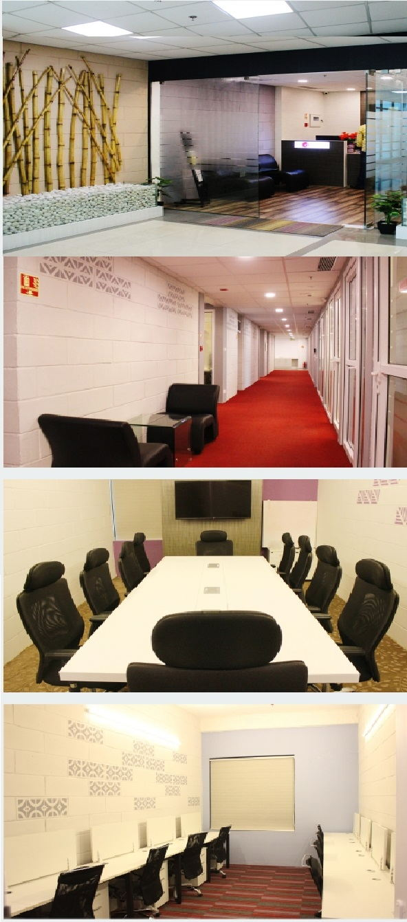 business center for rent in Perungudi
